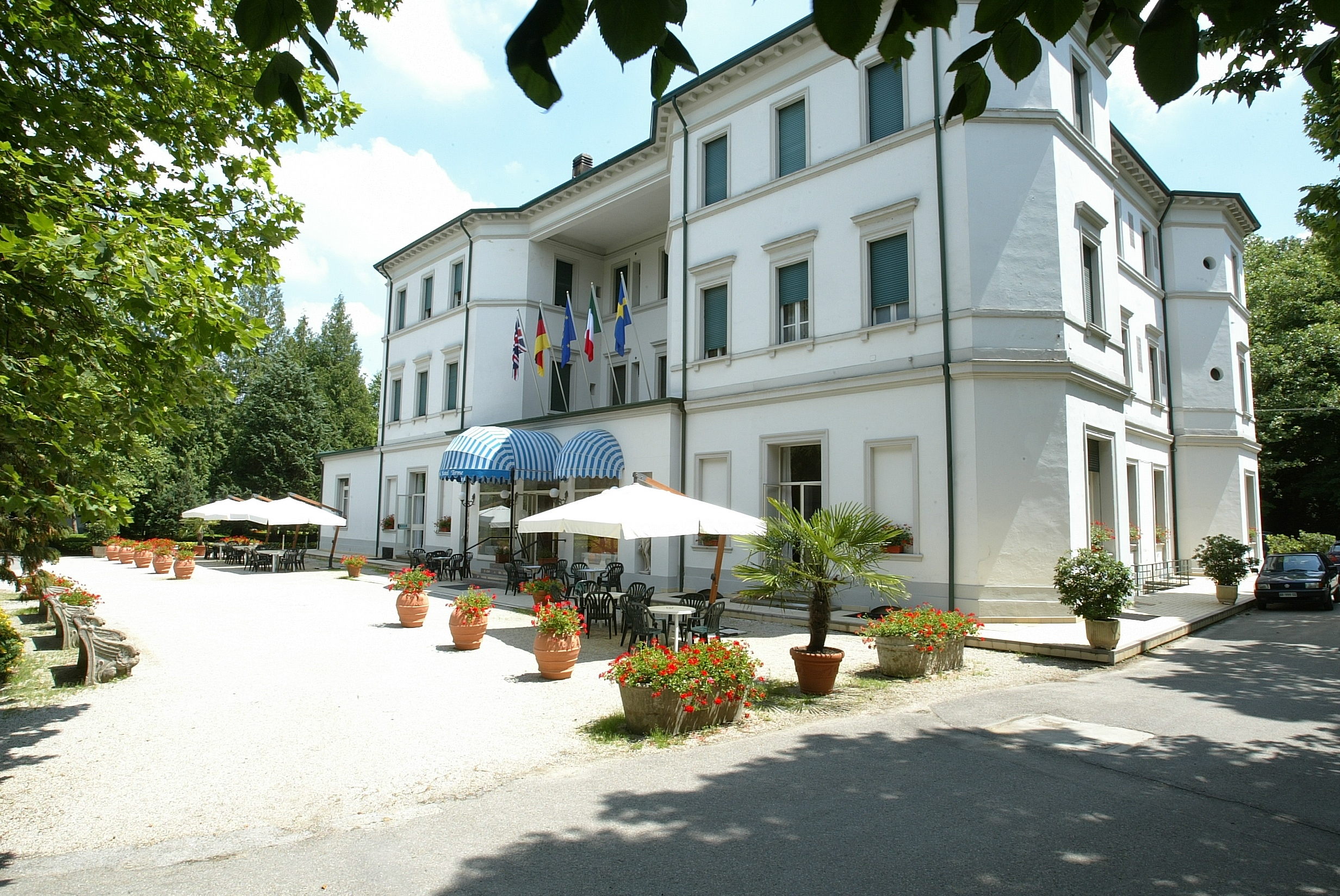 Thb Hotel Senio In Riolo Terme